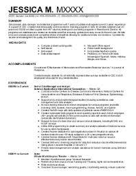 resume public health