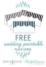 Free Printable Place Cards Wedding Freebies Wedding Place Cards