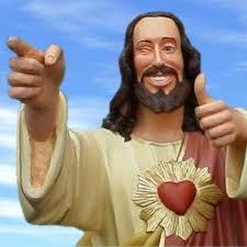 Image result for jesus meme\