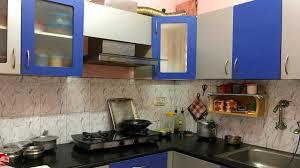 small kitchen furniture. Indian Small Kitchen Tour   Organization Ideas Storage Furniture