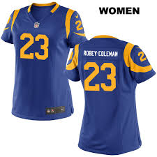 Blue Game No Angeles 23 Jersey Alternate Womens Football Nickell Robey-coleman Nike Rams Los eecaaadbaaef|Below The Rules Of The Day