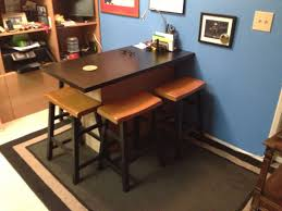 Image Modern Breakfast Barhome Office Desk Ikea Hackers Breakfast Barhome Office Desk Ikea Hackers