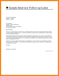 Follow Up Email After Application Sample