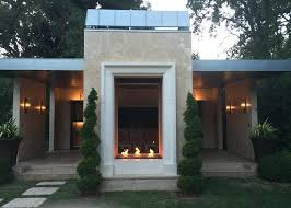 custom gas indoor outdoor fireplace double sided synonym crossword fireplaces two sided fireplace