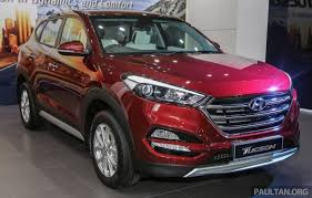 new car release in malaysia 20152016 Hyundai Tucson launched in Malaysia  20L Elegance and