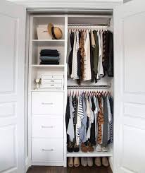 Brilliant Best 25 Small Closet Organization Ideas On Pinterest Small