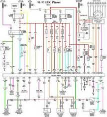 1993 ford mustang wiring diagram images ford mustang 1987 1993 1993 ford mustang stereo wiring diagram