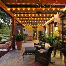 Delighful Patio Light Ideas String Lights Pergola Patiopergola Ideasbackyard And Inspiration