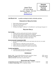 Free Nanny Resume Template Examples Ms Word Best Professional Ex