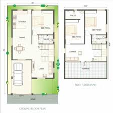 duplex house plans for 30x40 site indian style west facing modern