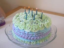 Examples Of Fancy Birthday Cakes