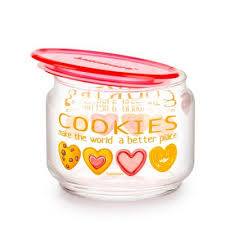 <b>Банка для продуктов</b> 0.5л Luminarc Cookies Plano P7804 - купить ...