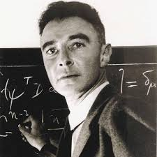 Oppenheimer Quote Stunning J Robert Oppenheimer Atomic Heritage Foundation