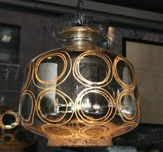 modernist mercury glass chandelier at 1stdibs ideas for you mercury glass chandelier globes