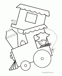 Elegant as well as Stunning Free Printable Preschool Coloring ...