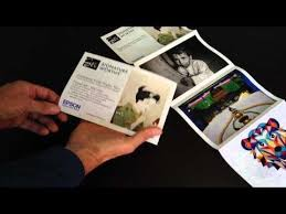 <b>Epson Japanese Kozo paper</b> Thin - Introduction - YouTube | Epson ...