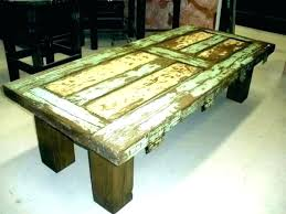 door coffee table coffee table made from old door antique door coffee table dining table made
