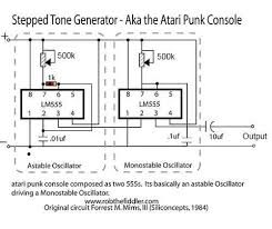 atari punk organ a simple 555 synthesizer 6 steps step 5 the atari punk module