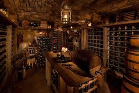 Wine Cellar at Castlewood ...