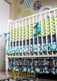 ruffled crib skirt tutorial nursery bedding reveal