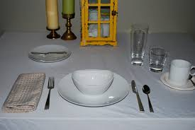 Table Setting For Breakfast Table Setting Breakfast Eat Shop Sip