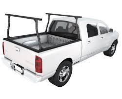 Flat Top 800 lb 2 Set Universal Fit Truck ladder Rack Pipe Kayak - WMA