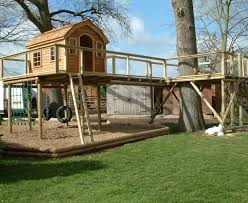 Cool Treehouses For Kids Cool Tree House Ideas