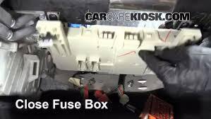 interior fuse box location 2004 2009 mazda 3 2009 mazda 3 s 2 3 interior fuse box location 2004 2009 mazda 3 2009 mazda 3 s 2 3l 4 cyl sedan