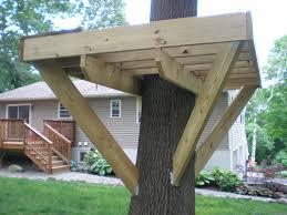 Tree Fort Platform