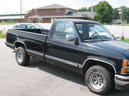 1988 Chevrolet 1500 - Information and photos - MOMENTcar