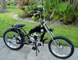 schwinn stingray chopper bicycle motor mount buildup questions