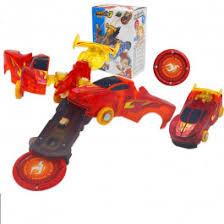 Машинка-трансформер, Screechers Wild 684002 804479 купить в ...
