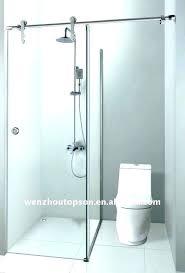 shower glass partition shower glass partition