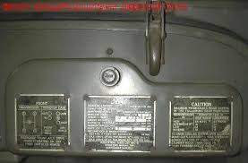 archive willys overland and ford jeep serial number page photo of late ford gpw jeep ordnance department 3 pc data plate set on glove box door