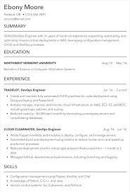 Sample Employment Resume Resume Examples And Sample Resumes For 2019 Indeed Com