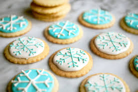 frosted christmas sugar cookies. With Frosted Christmas Sugar Cookies