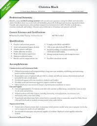 Template For Nursing Resume Extraordinary New Graduate Registered Nurse Resume Template Sample Of Nursing