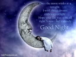 Wishing Sweet Dreams Quotes Best of Good Night Quotes For Friends Picture Wishes Greetings