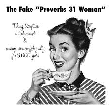 "Proverbs 31 Woman Quotes Beauteous The Fake €�Proverbs 48 Woman"" Ponder Anew"