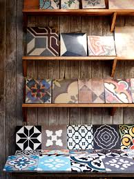 antique and reion tiles