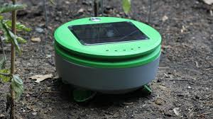Design Your Own Garden App Best Tertill The Solar Powered Weeding Robot For Home Gardens By