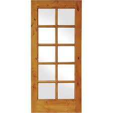 36 X 84 Interior Door with Glass Krosswood Doors 30 In X 80 In ...