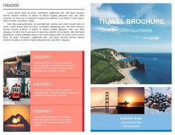 brochure brochure example of a travel brochure delli beriberi co