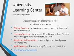 uncw campus resources