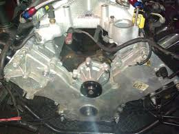 Edelbrock Mustang High Flow Performance Victor Series Water Pump ...