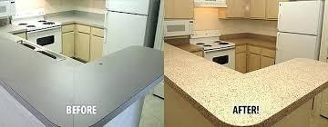 redoing formica countertops