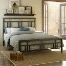 Craftsman & Mission Style Beds | Hayneedle