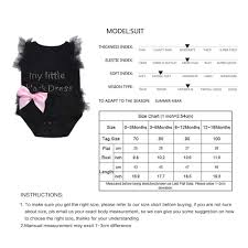 Bow Size Chart Baby Girls Clothes Summer Girls Dress Bebe My Little Tutu Dress Toddler Top Bow Knot Plaids Dress Outfit Kids Summer Dress