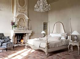 bedroom, Awesome Master Bed Desaign Plus Vintage Vintage Bedroom Decor Ideas  With Great Fireplace Facing