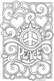 Color the video characters by kids learning tube! World Peace Coloring Pages Coloring Home